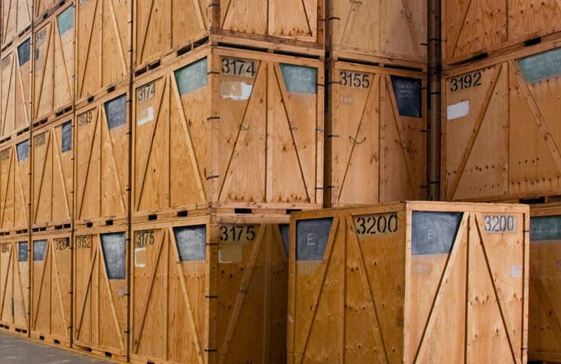 Besoin d'un espace de stockage ? Appelez Lift-Service ! Vos biens seront protégés avec le plus grand soin.